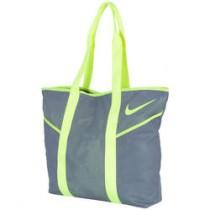 be1ca11dc4781 Bolsa Nike Label Tote - Feminina - Cinza e Verde Cla