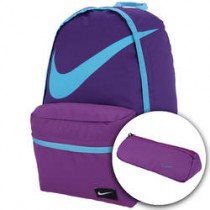 6ae86dff8 Mochila Nike Young Athletes - Infantil - Roxo Esc/Azul