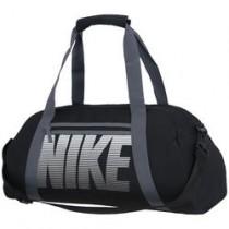 0b265894e Mala Nike Gym Club - Feminina - PRETO e BRANCO