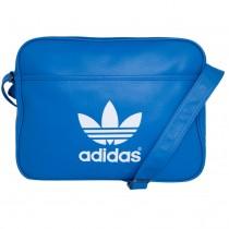 34dc390e7b1 Bolsa Adidas Originals Airl Classic Azul Masculina
